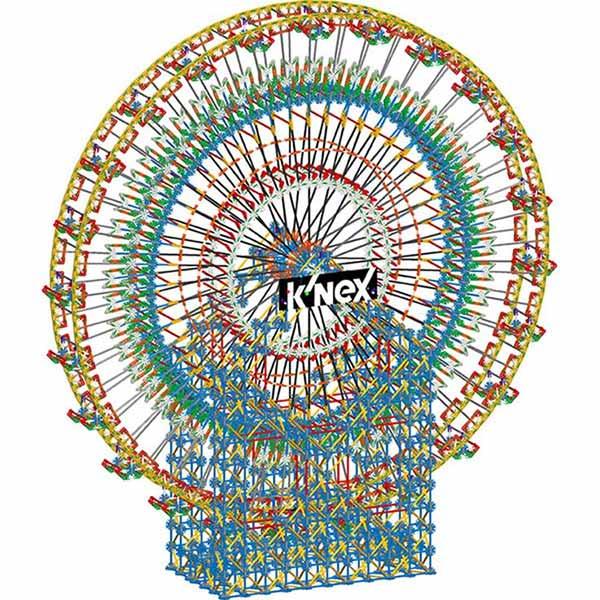 K'NEX Ferris Wheel