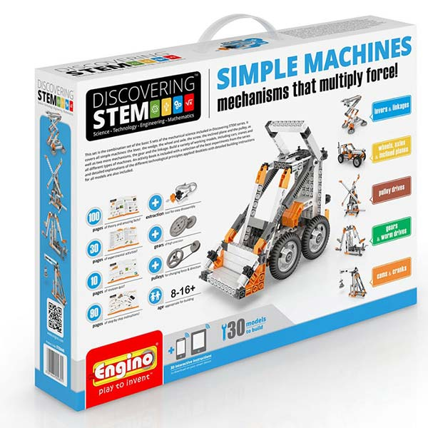 Simple Machines by Engino