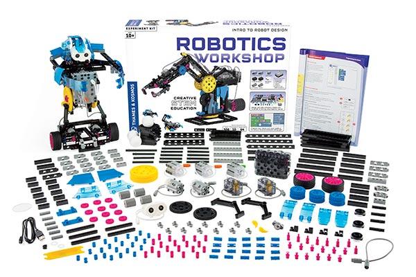 Robotics Workshop by Thames and Kosmos