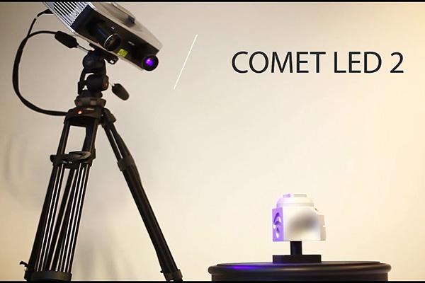 Image of Zeiss Comet 3D scanner at Star Rapid