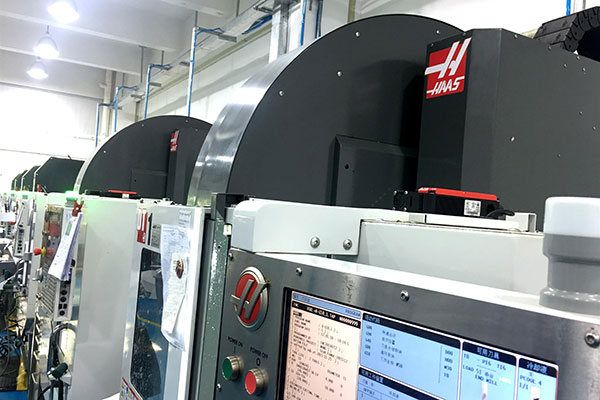 Image of new turning centers at Star Rapid