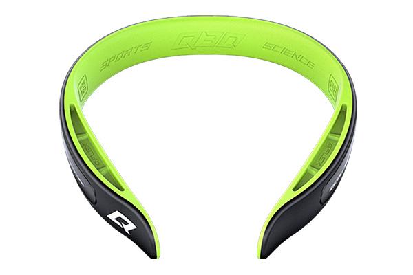 Q-Collar sporting neck brace