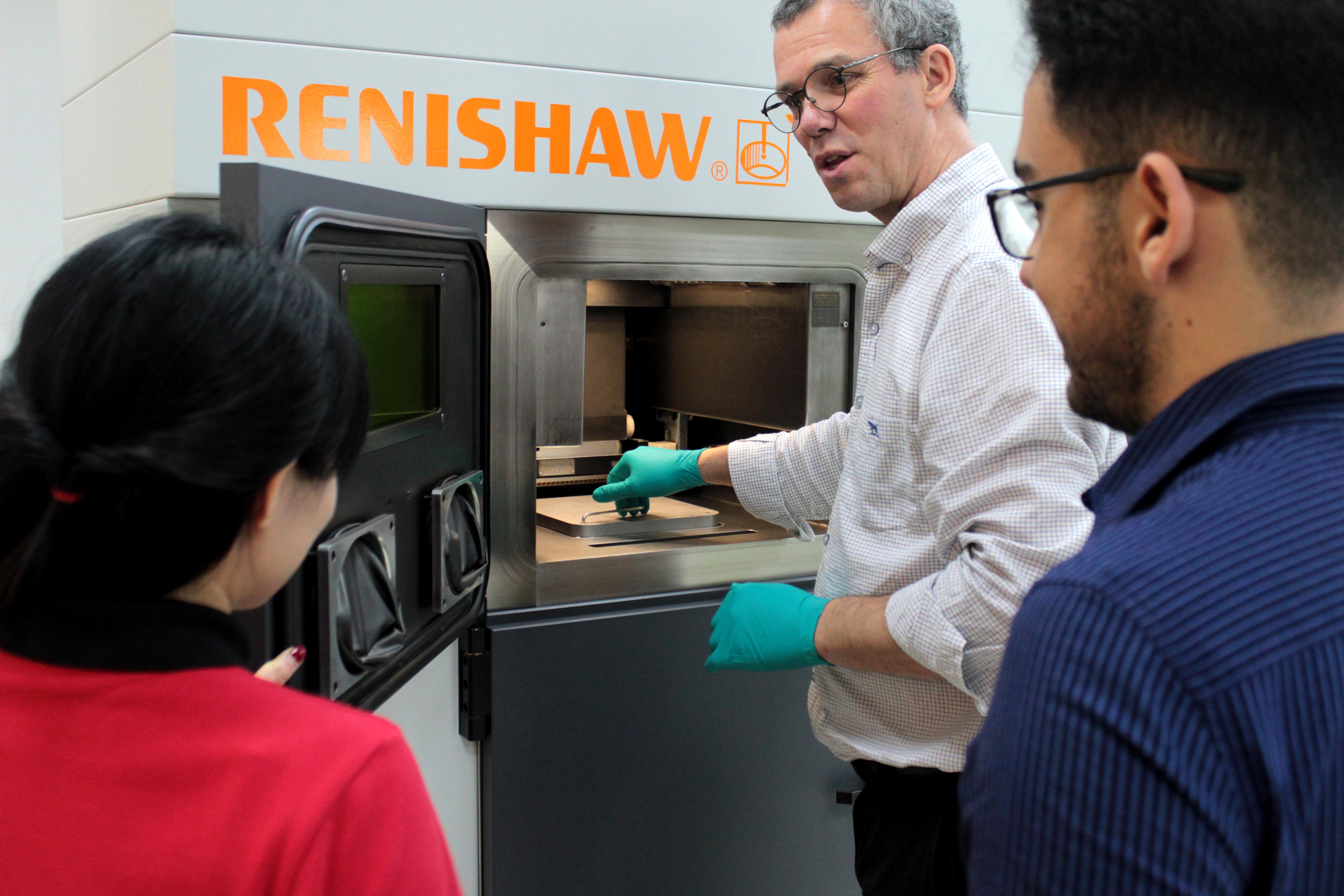 metal 3D printing training