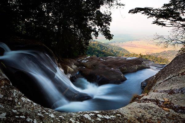 Sanje waterfall, Udzungwa National Park, Tanzania