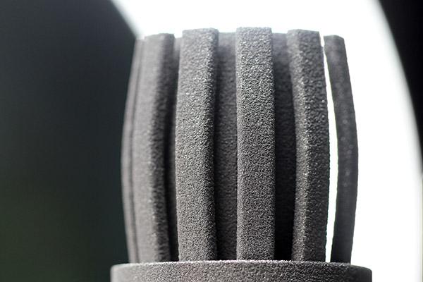 Photo of 3D printed heat sink