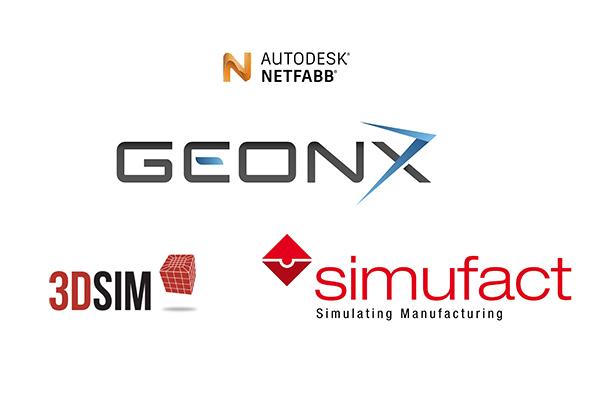 CAD software logos