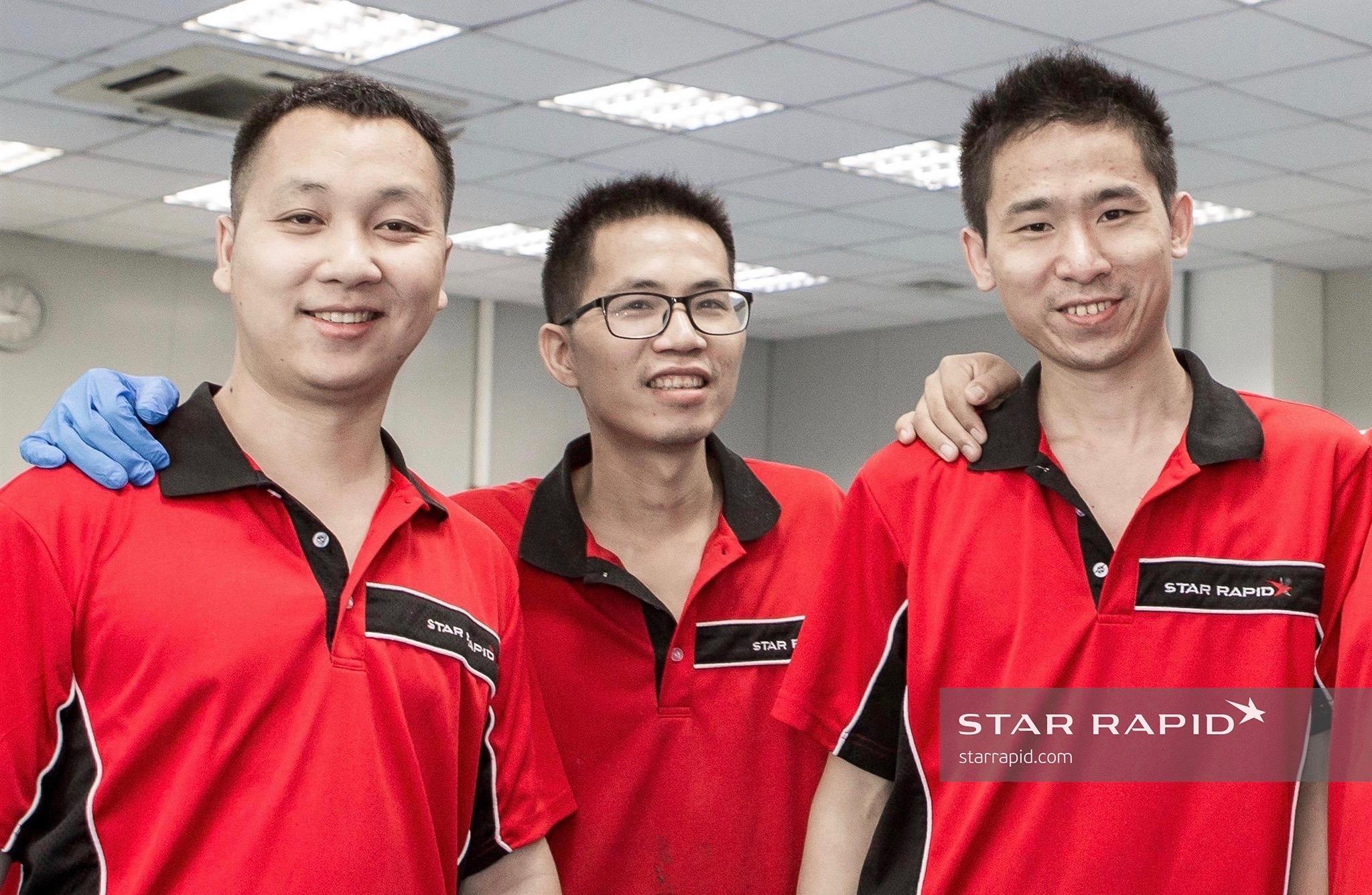 Star Rapid Employees
