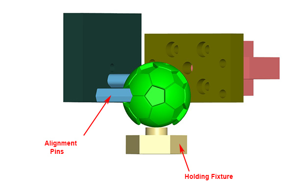 Sphere indexing detail at Star Rapid