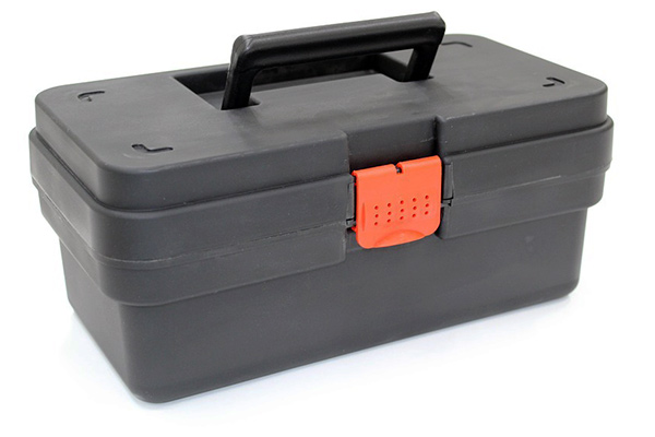 Image of polystyrene tool box