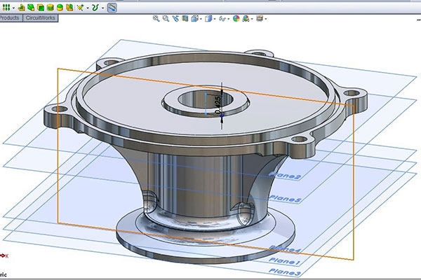 CAD model sample