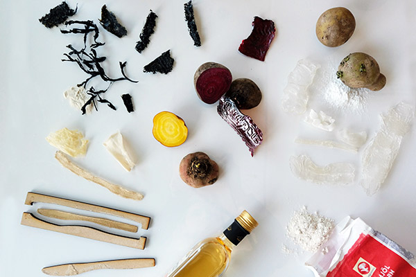 Image of food testing for Potato Plastic