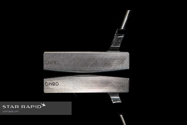 CMBD putter at Star Rapid
