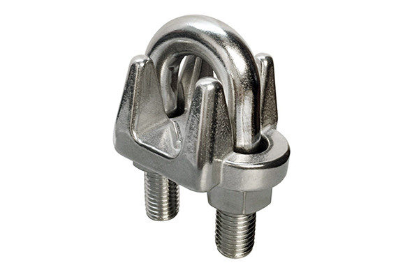 Marine grade stainless steel shackle