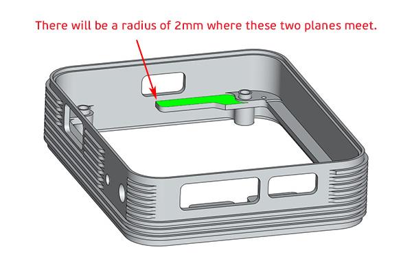 CAD image detail, Star Rapid, Micasense case study