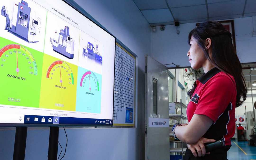 Star Rapid Is Embracing Industry 4.0