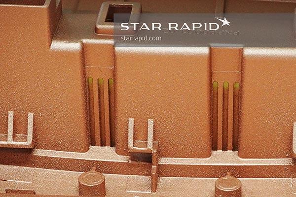 EMC coating on ProEX at Star Rapid