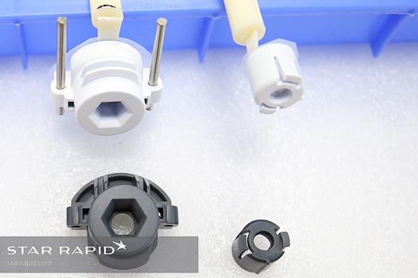 Vacuum cast master patterns at Star Rapid