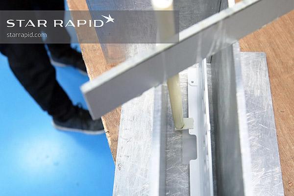 Vacuum casting box at Star Rapid
