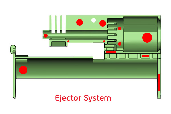 Ejector system, PPSU at Star Rapid