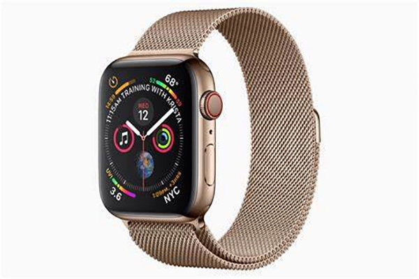Apple Watch Series 4 on Star Rapid blog