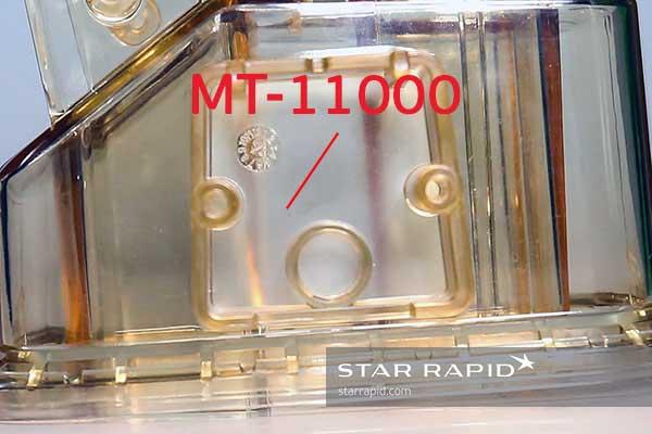 Star Rapid moldtech surface finish, nedap case study