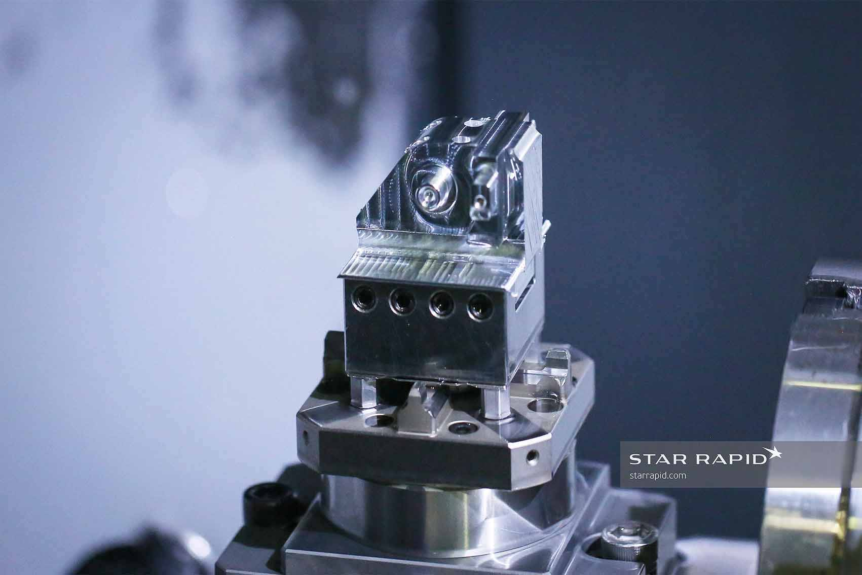 4-Axis CNC milling