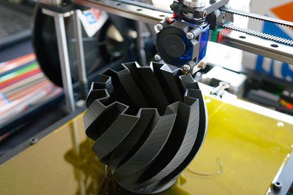 FDM printed model