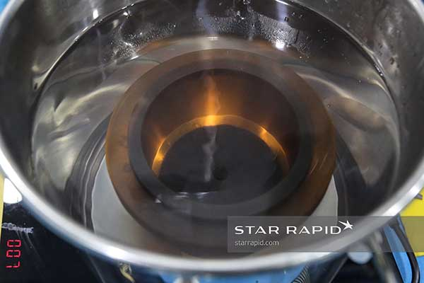 Annealing plastic for Biorep Technologies