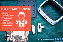 ISO 13485 banner from Star Rapid