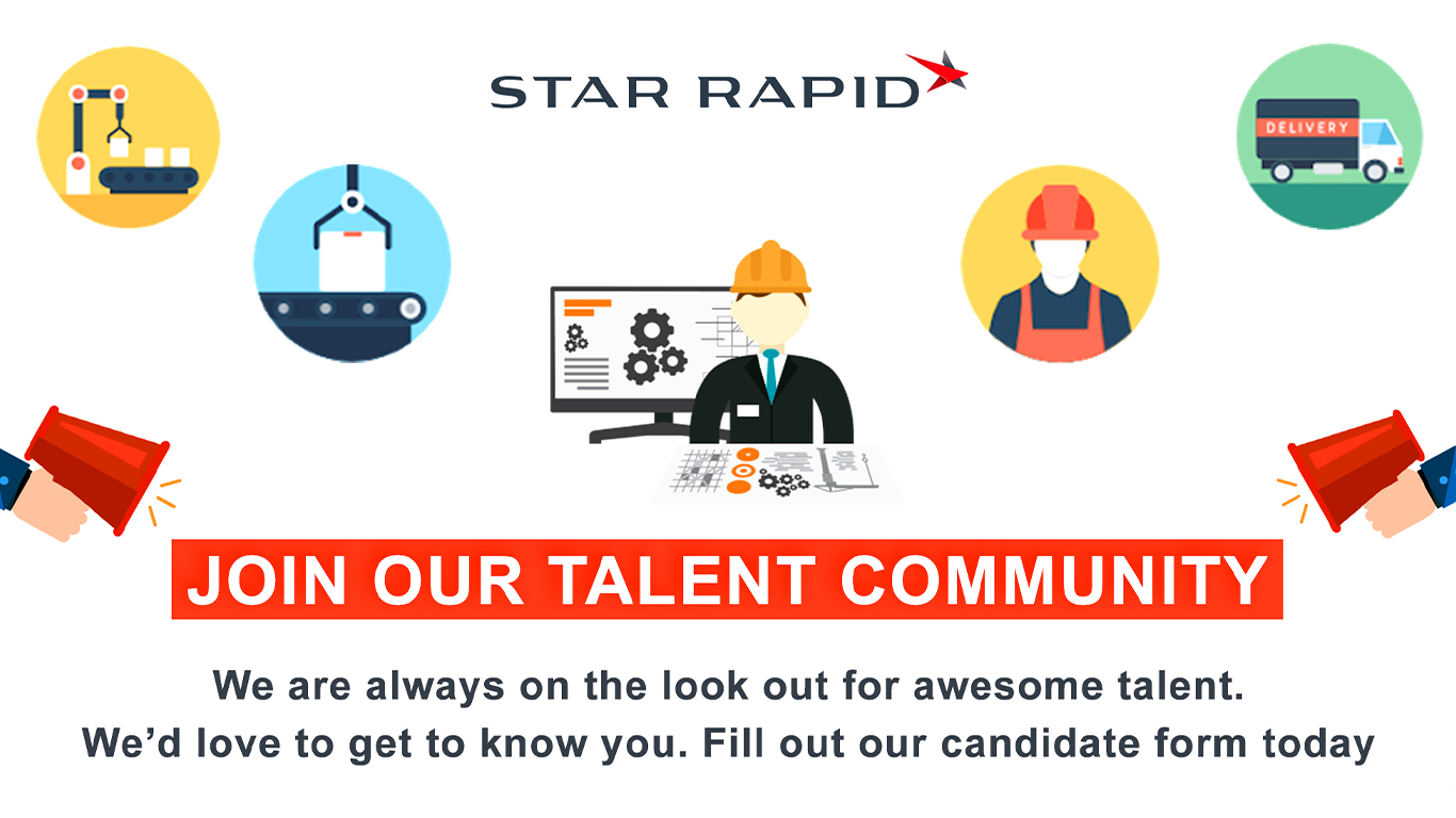 Join the Star Rapid Talent Pool