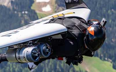 What's New in Personal Flying Machines