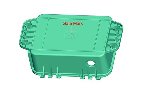 FieldKit gate witness mark base bottom