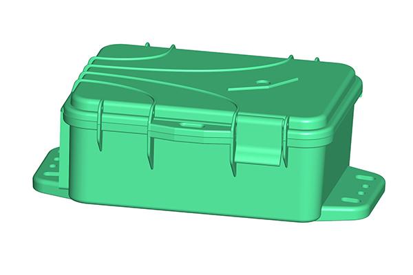 FieldKit CAD assembly